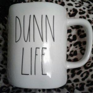 Rae Dunn Mug **** DUNN LIFE
